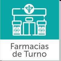 Farmacias de Turno - Mds