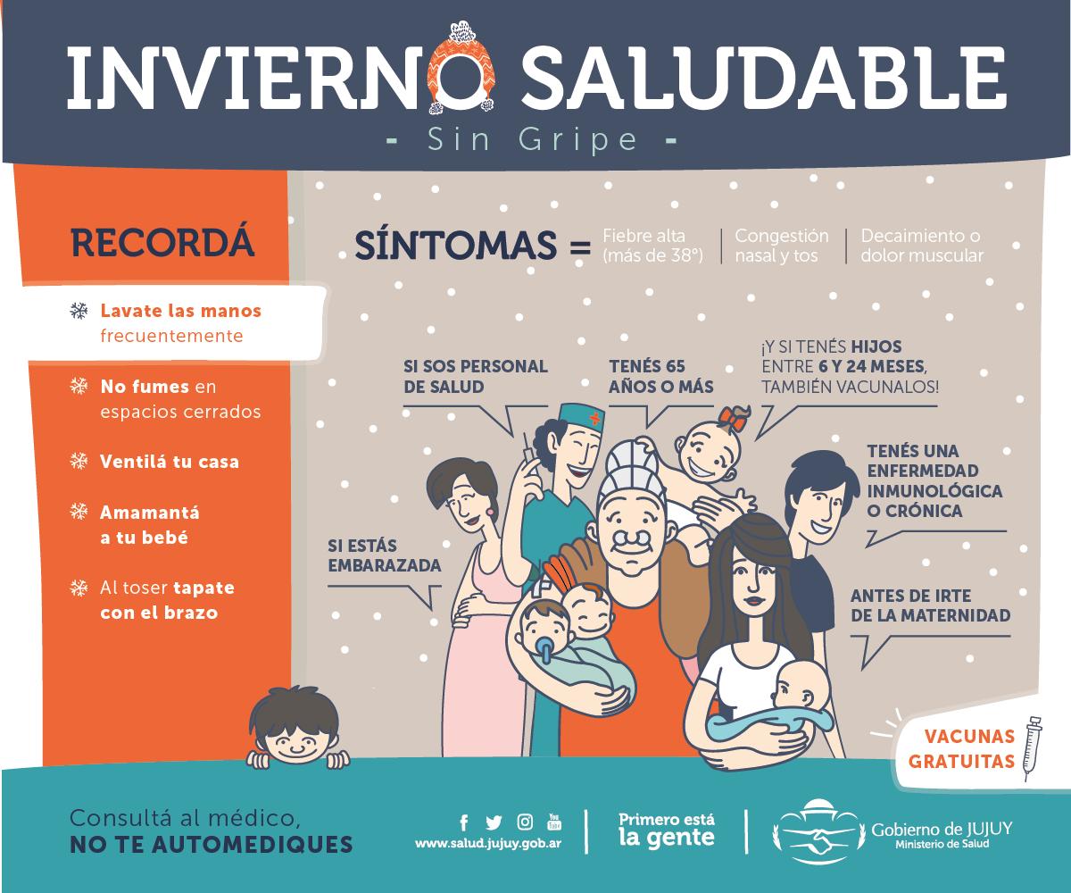 Invierno Saludable 2018