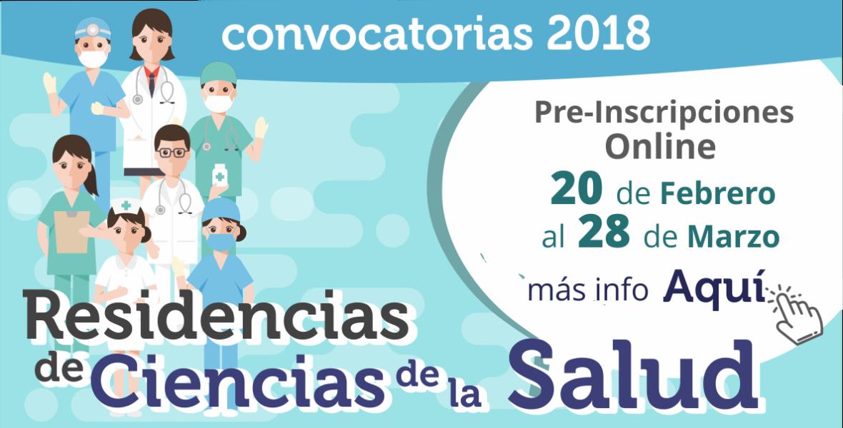 Residencias 2018 - MDS
