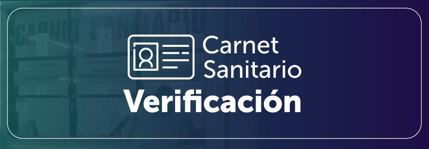 Verificacion Carnet