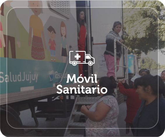 movil sanitario