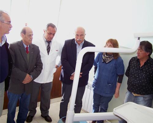 Fiad inaugura nuevo consultorio odontológico