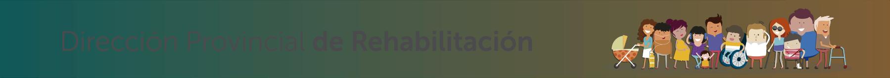 Direccion Provincial de Rehabilitacion