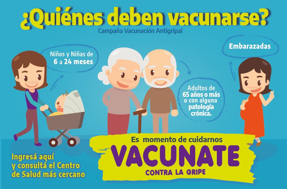 vacunacion 2020