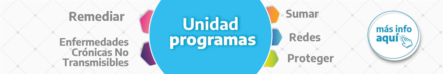unidad programas