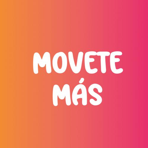 movete más