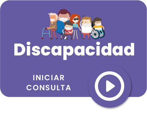 consulta discapacidad