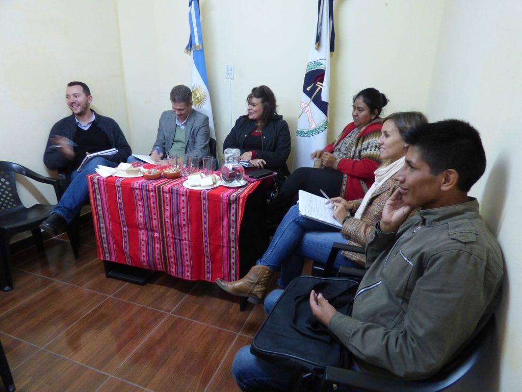 Diversas áreas del Gobierno de la Provincia multiplican esfuerzos para hacer de la minería una actividad económica sustentable en Jujuy.