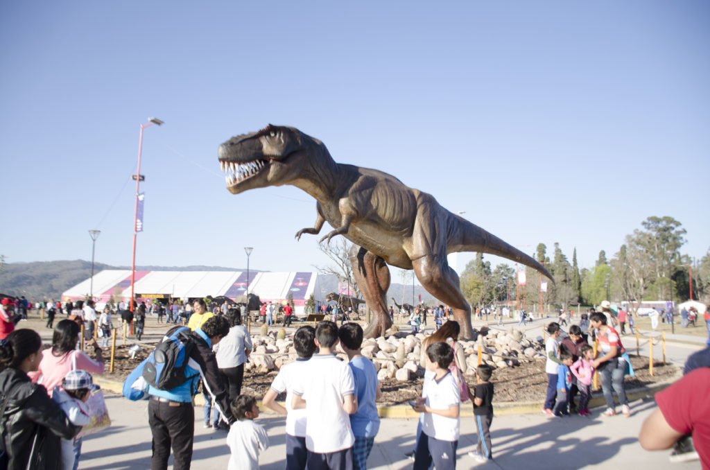 Masiva presencia en cada jornada de Tecnópolis Federal Jujuy.