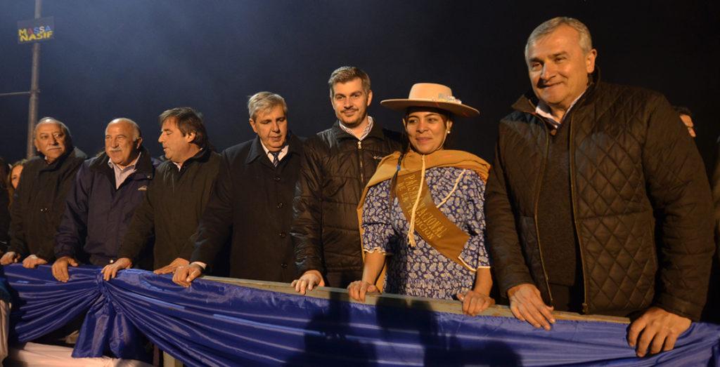 Se realizó la tradicional marcha evocativa del Éxodo Jujeño
