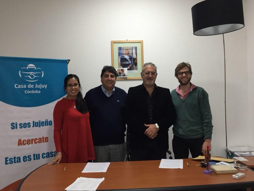 Ministerio de Salud y Casa de Jujuy en Córdoba amplían servicios en salud a residentes.